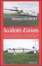 Vignette du livre Accidents d'Avions - Ronan Hubert