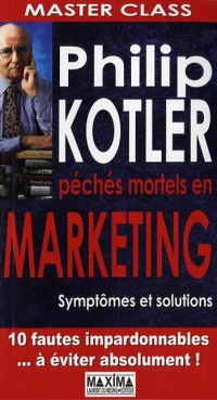 Vignette du livre Master Class : Péchés Mortels en Marketing