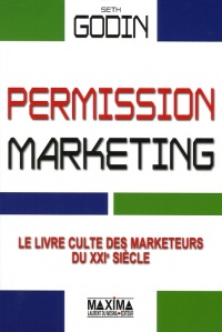 Vignette du livre Permission Marketing