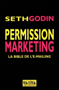 Vignette du livre Permission Marketing : la Bible de l'E-mailing