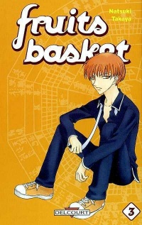Vignette du livre Fruits Basket T.3