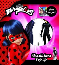 Vignette du livre Miraculous : mes stickers pop up