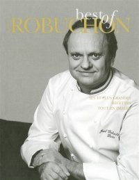 Vignette du livre Best Of Joël Robuchon