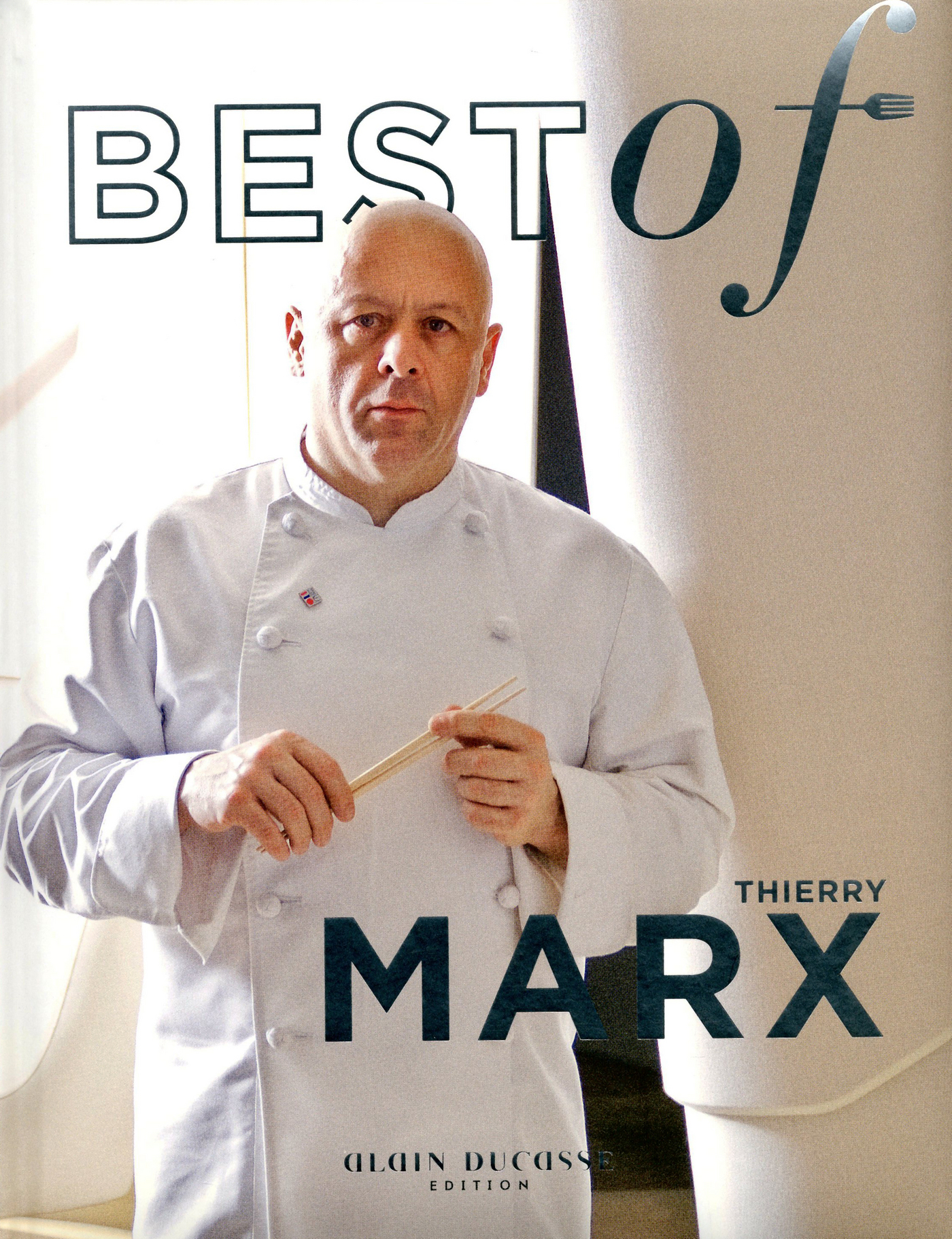 Vignette du livre Best of Thierry Marx