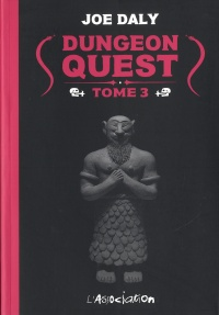 Dungeon quest T.3 - Joe Daly