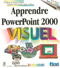 Vignette du livre Apprendre Power Point 2000 -  MaranGraphics
