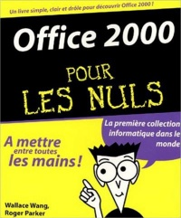 Vignette du livre Office 2000 - Wallace Wang