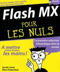 Vignette du livre Flash MX