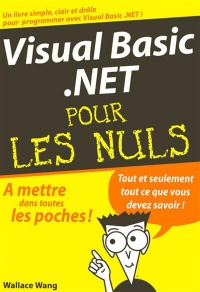 Vignette du livre Visual Basic.Net - Wallace Wang
