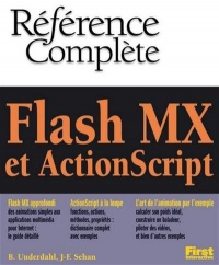 Vignette du livre Flash MX et Actionscript