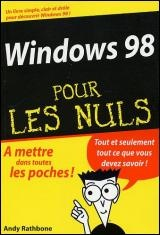 Vignette du livre Windows 98