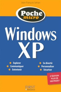 Vignette du livre Windows XP