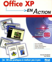 Vignette du livre Office XP - Servane Heudiard