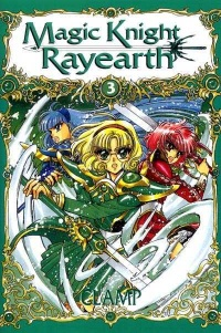 Vignette du livre Magic Knight Rayearth T.3