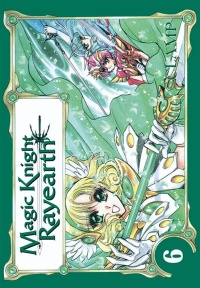 Vignette du livre Magic Knight Rayearth T.6