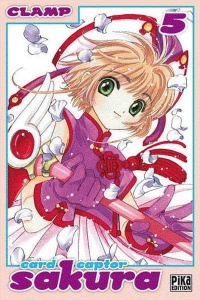 Vignette du livre Card Captor Sakura  Vol. double T.5-6