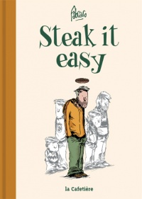 Vignette du livre Steak it easy