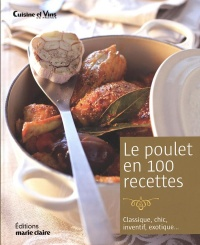 Vignette du livre Chicken party: 100 variations autour du poulet