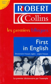 Vignette du livre First In English