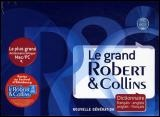 Vignette du livre Grand Robert & Collins Frs-Angl/Angl-Frs CDROM Mac & PC