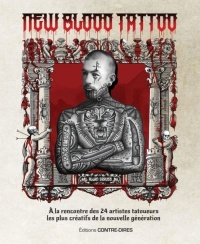 New Blood Tattoo : à la rencontre des 24 artistes tatoueurs..., Antoni Cadafalch