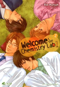 Vignette du livre Welcome to the Chemistry Lab T.2