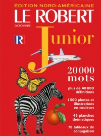 Vignette du livre Robert Junior Illustré
