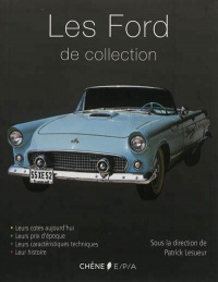 Vignette du livre Les Ford de collection