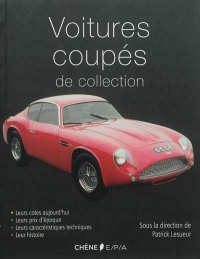 Voitures coupés de collection