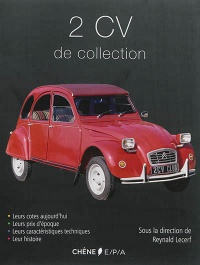 Vignette du livre 2 CV de collection