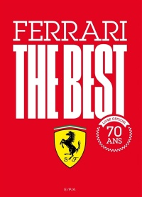 Vignette du livre Ferrari : The Best - Leo Turrini