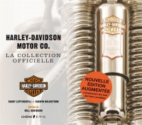 Vignette du livre Harley-Davidson Motor Co. : la collection officielle