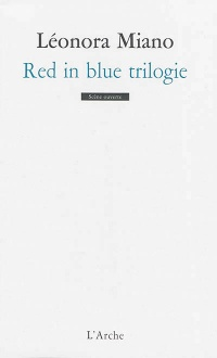 Vignette du livre Red in blue trilogie