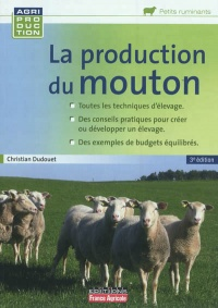 Vignette du livre La production du mouton 3e Ed.