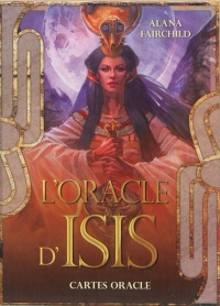 Vignette du livre Oracle d'Isis (L') (cartes oracle) - Alana Fairchild, Jimmy Manton