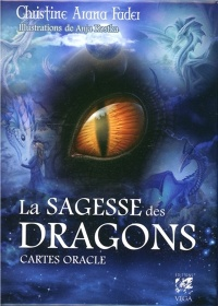 Vignette du livre La sagesse des dragons : cartes oracle