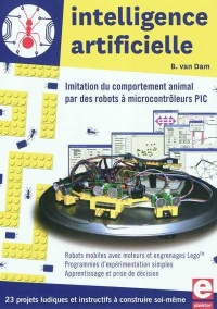 Vignette du livre Intelligence artificielle : Imitation du comportement animal par