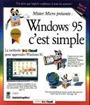 Vignette du livre Windows 95, c'Est Simple - Ruth Maran