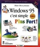 Vignette du livre Windows 95, c'Est Simple - Plus Fort