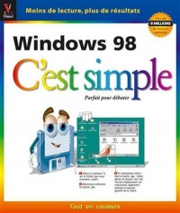 Vignette du livre Windows 98, c'Est Simple - Ruth Maran