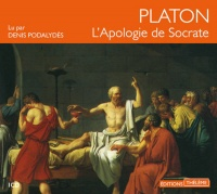 Vignette du livre Apologie de Socrate  1 CD mp3