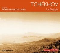 Steppe (La)  1 CD mp3  (4h20) - Anton Tchekhov