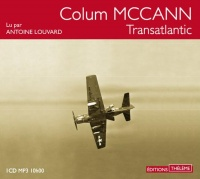 Vignette du livre Transatlantic  1 CD mp3  (10h00)