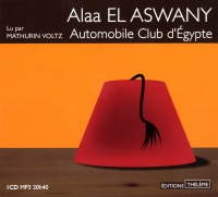 Vignette du livre Automobile club d'Égypte 1 CD mp3  (20h40)