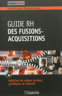 Vignette du livre Guide RH des fusions-acquisitions