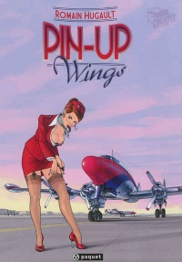 Vignette du livre Pin-up Wings T.1