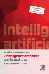 Vignette du livre l'intelligence artificielle par la pratique