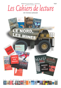 Vignette du livre Les Cahiers de lecture de L'Action nationale. Vol. 7 No. 2, Printemps 2013