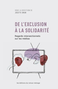 Vignette du livre De l'exclusion à la solidarité : regards intersectionnels...
