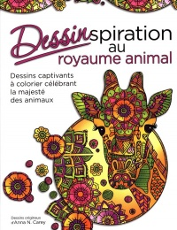 Vignette du livre Dessinspiration au royaume animal - Anna N. Carey